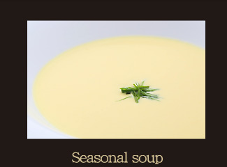 Seasonal soup